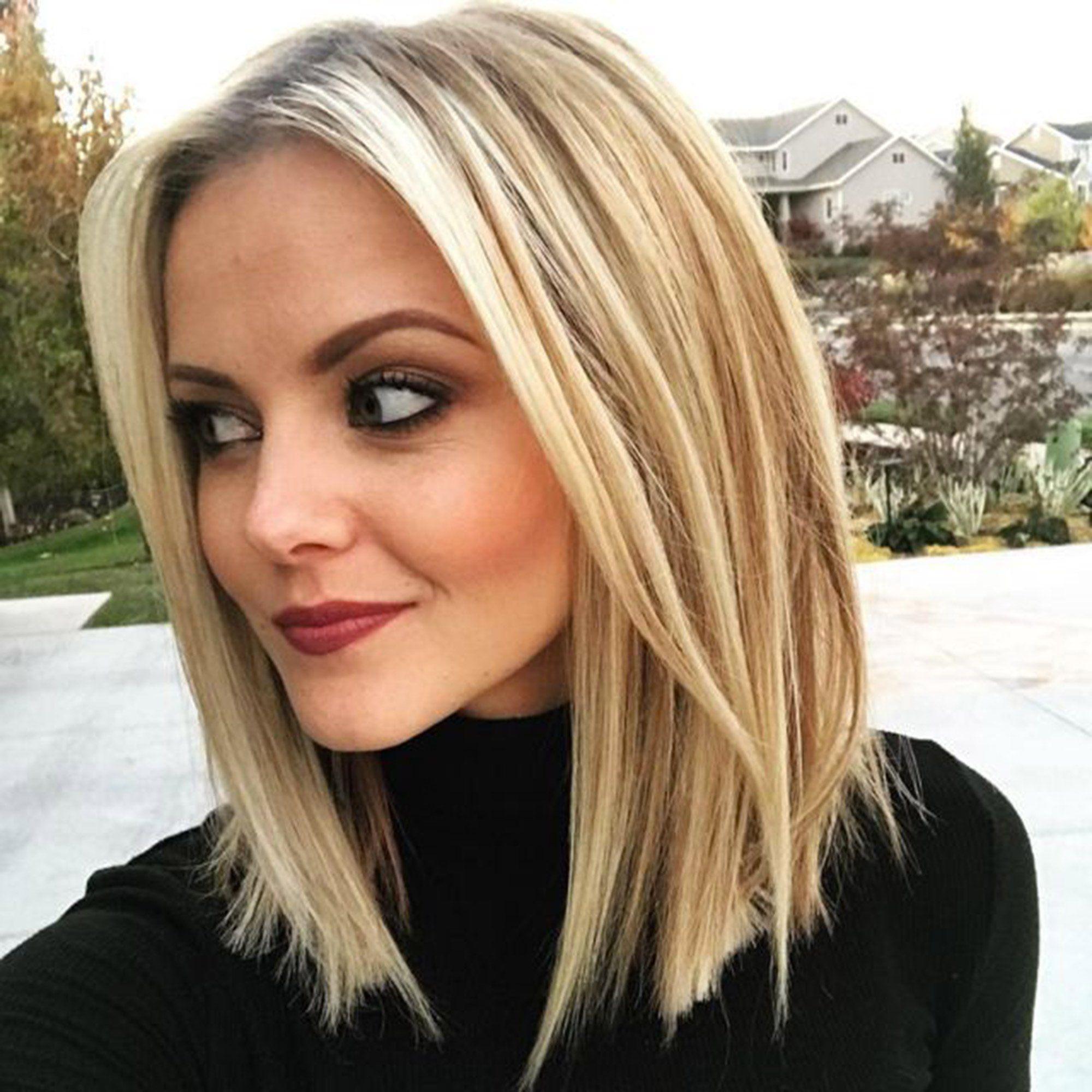 les coupes de cheveux pour les cheveux mi-longs | coupe de