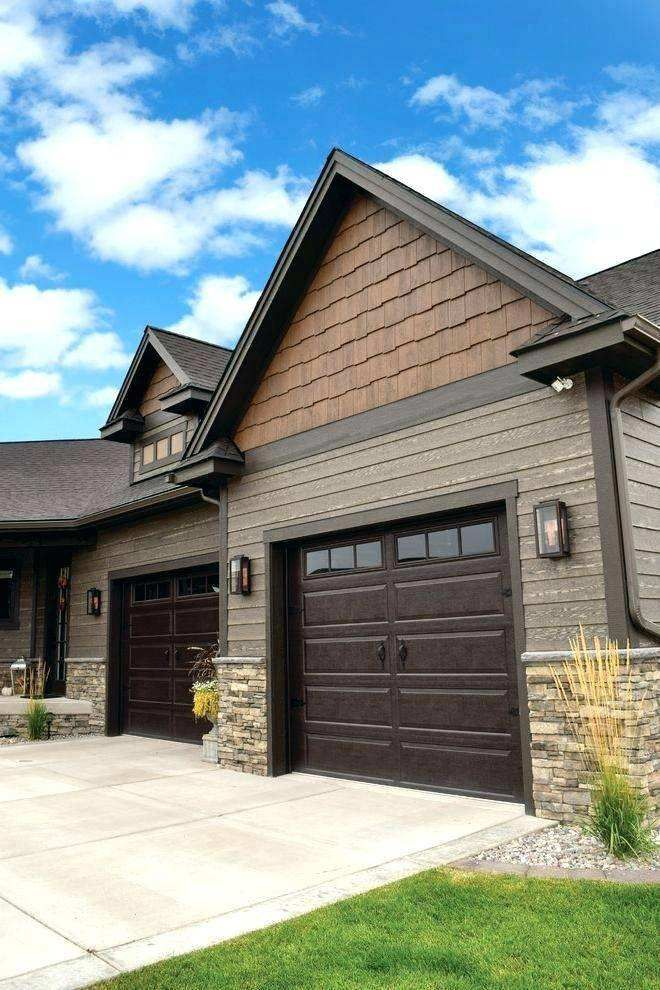 Best Exterior Paint For Wood Siding Awesome Exterior Siding Colors Grey Vinyl Siding Houses Exte House Paint Exterior Exterior Siding Colors Craftsman Exterior