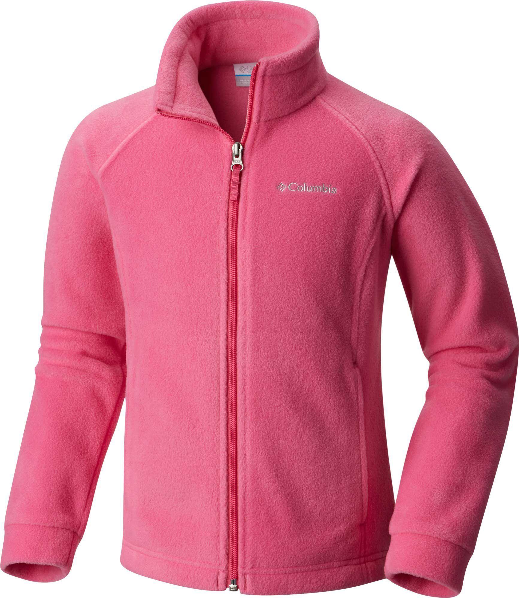 45eb9eecb Columbia Girls' Benton Springs Fleece Jacket | Products | Jackets ...