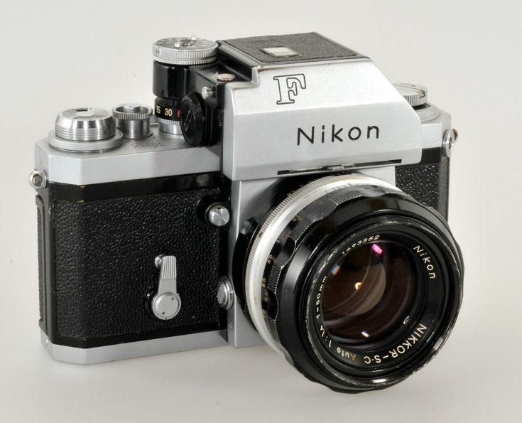 Nikon F Photomic T