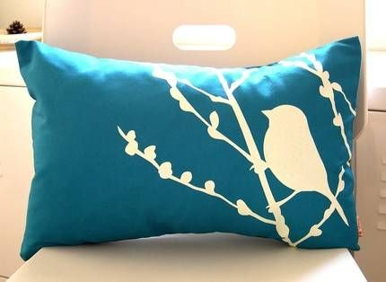 Bird Decor for Your Home Dark Love birds and Teal bird