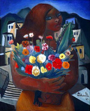 Di Cavalcanti Com Imagens Arte Moderna Brasileira Producao De