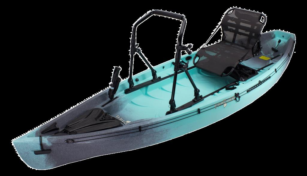 Nucanoe Frontier 12 Fly Fishing Angler Kayak For Beginners Kayaking Fly Fishing
