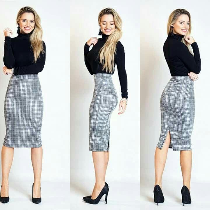 Cute skirt for work
