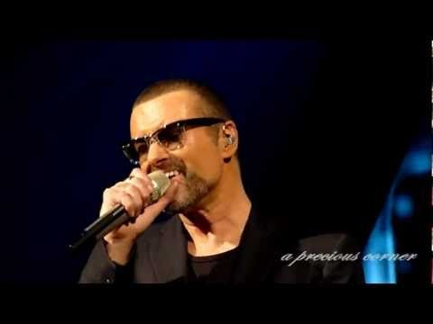 Kissing A Fool - George Michael - Hannover, October 19th 2011 - YouTube