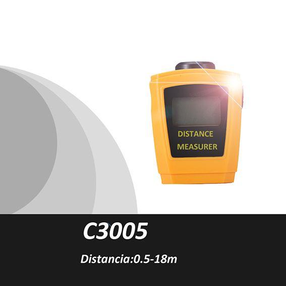Trena Metro Laser,Medidor Metro Distancia Laser,0.5-18m,Cinta Metrica, laser range finder,laser metro digital, CP3005