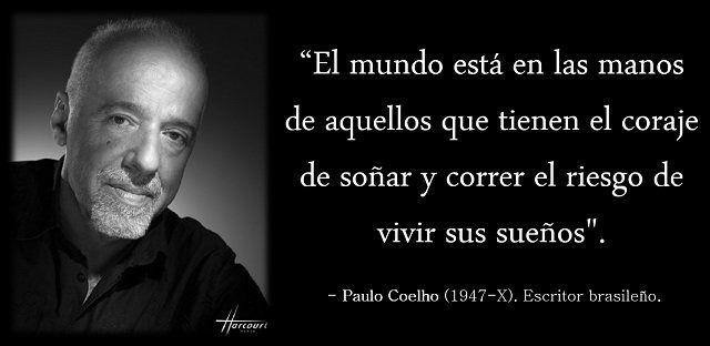 10 Frases Célebres De Paulo Coelho Saber Es Práctico
