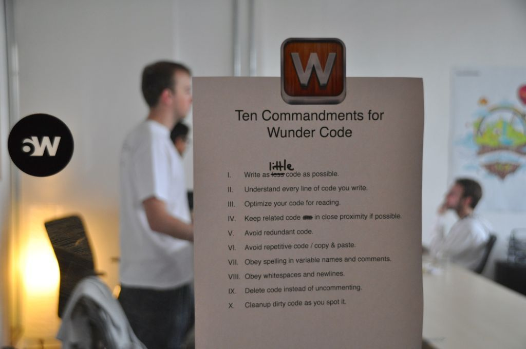Ten Resume Writing Commandments This Old Testament Achievement
