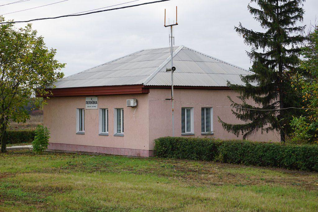 Станция Лелековка, Одесская железная дорога. Поселок Новое, Кировоградская область.