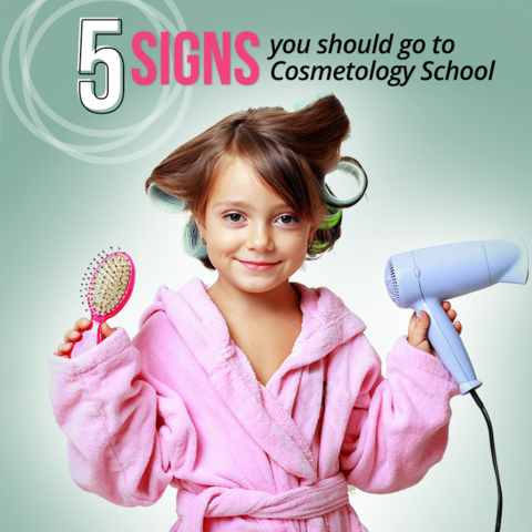 Not all beauty school students grew up loving playing with their doll's hair. But, there are signs that a creative and expressive career that brings beauty into the world is right for you. Find out if you have these tell-tale signs to consider cosmetology, here: http://avalon.edu/2015/07/signs-you-should-go-to-cosmetology-school/ #myAvalon