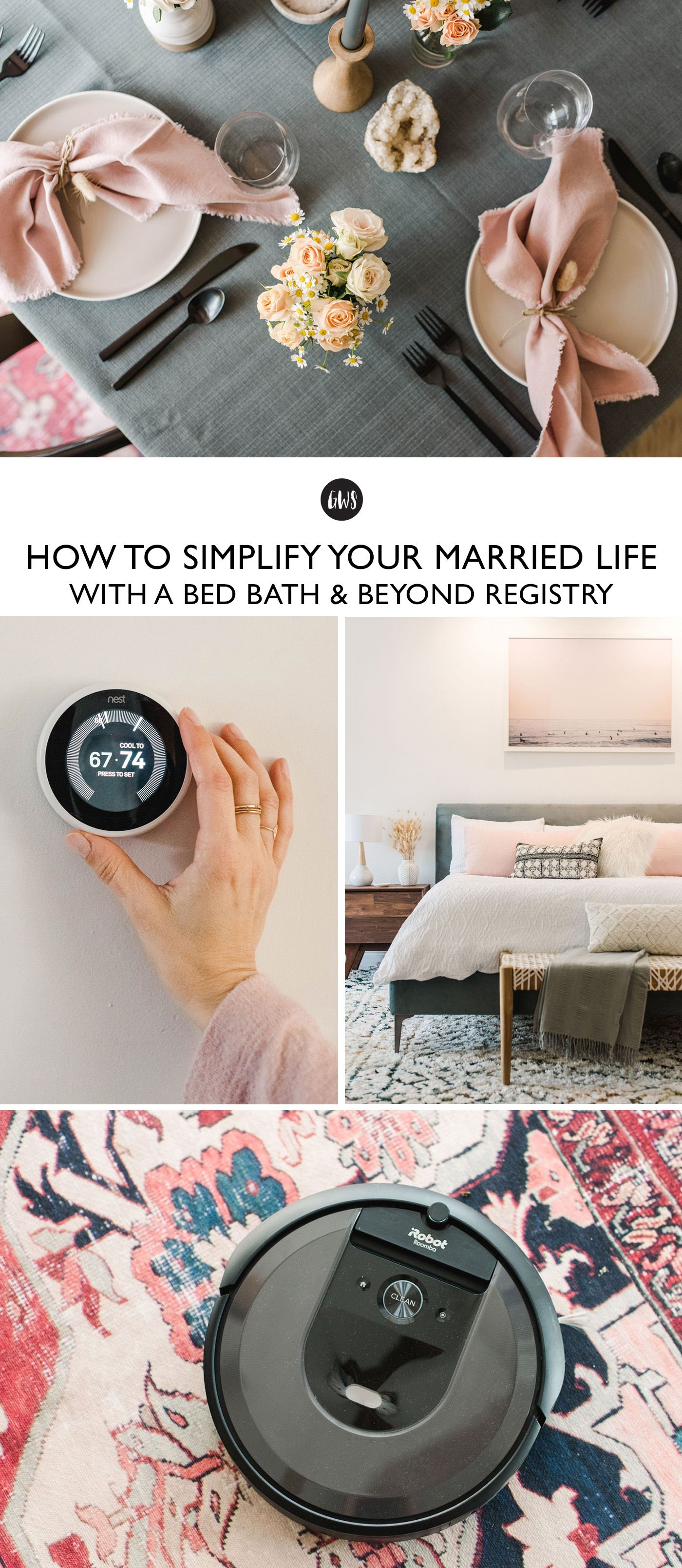 How To Simplify Your Married Life With A Bed Bath Beyond Registry Green Wedding Shoes Bed Bath And Beyond Bed Bath Married Life