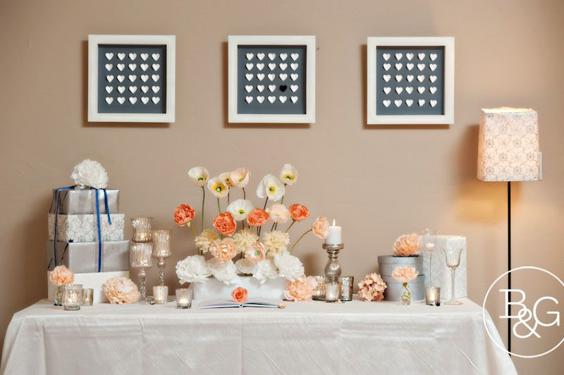 Everything about this gift table is perfect in paper beautiful everything about this gift table is perfect in paper love in paper styled wedding shoot negle Image collections