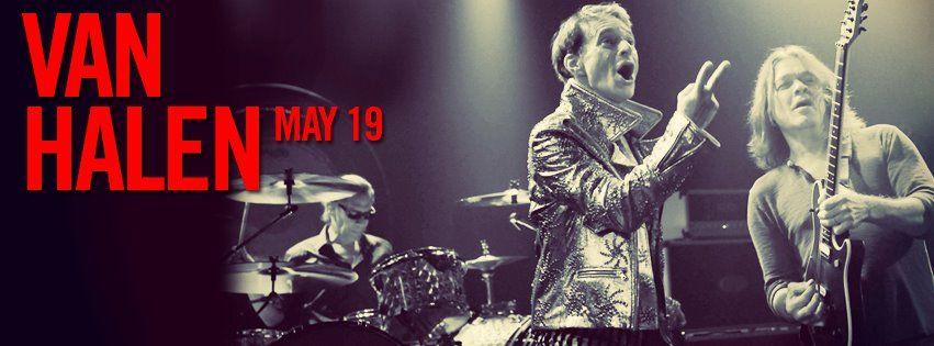 Van Halen at Xcel Energy Center May 19. Tickets on sale now.