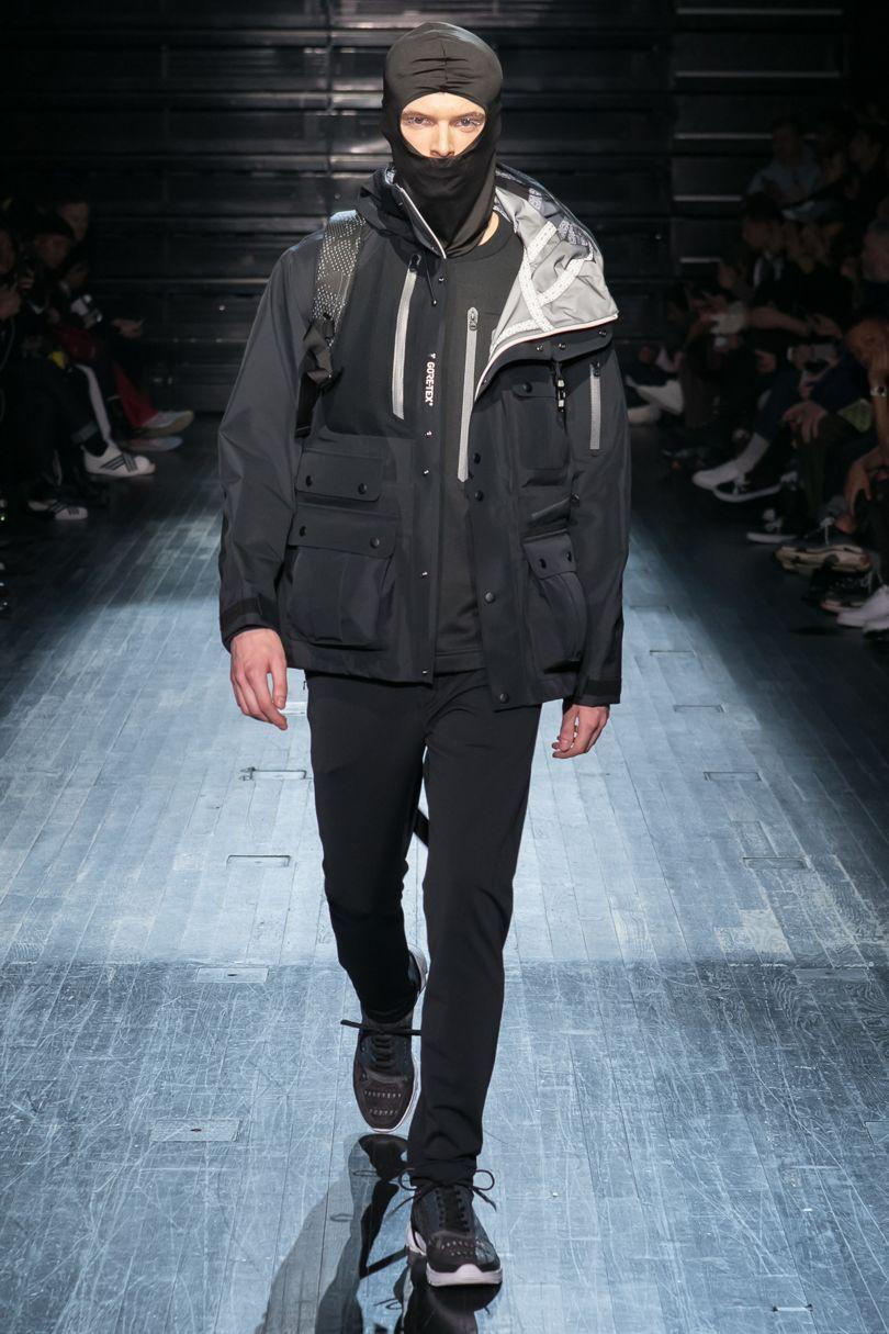 Pin by alex liu on cyberpunk Menswear, Winter fashion