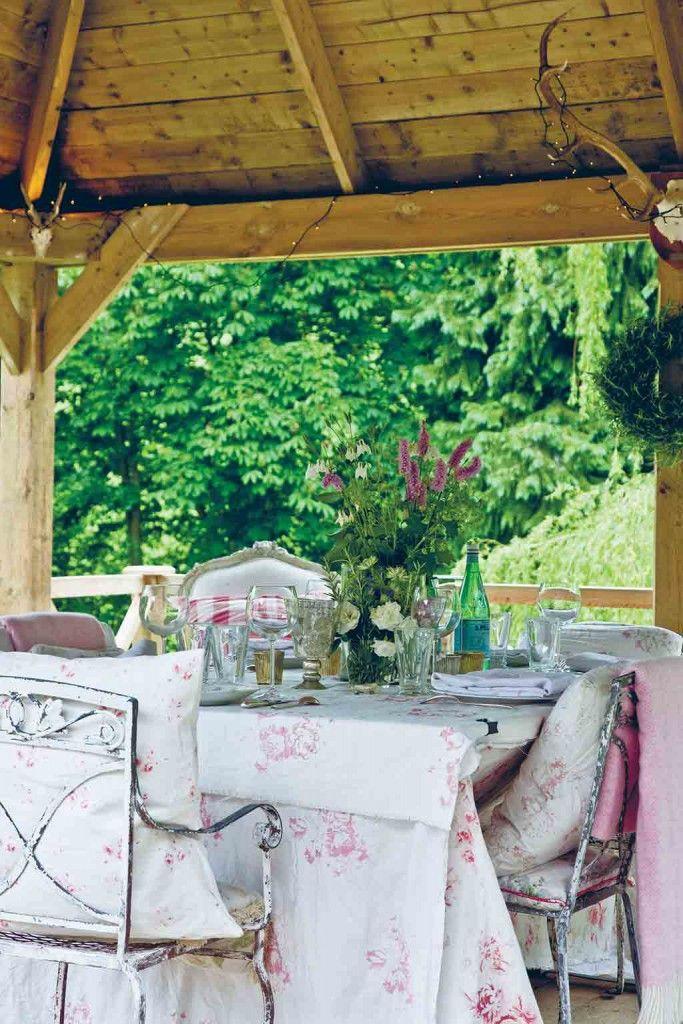 Vintage Chic Living Vintage Stil Alte Mobel Landhaus