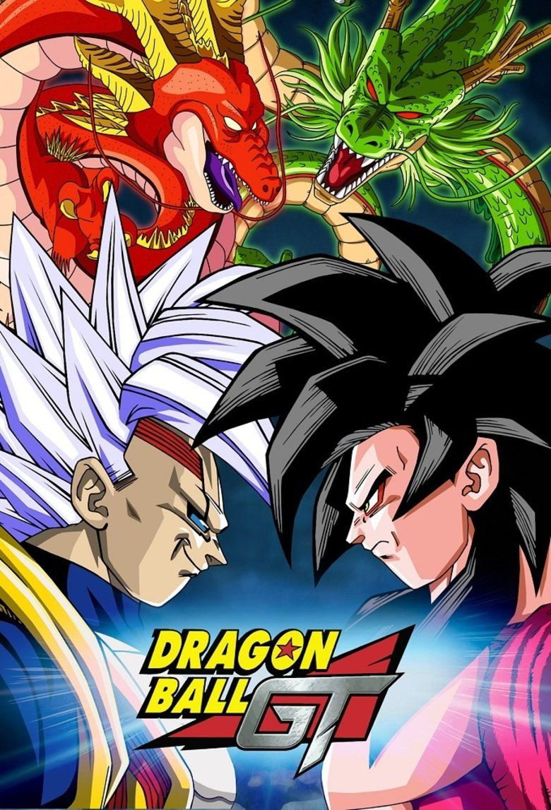 dragon ball gt episodi da