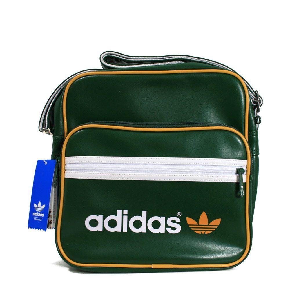 d407cce374e2a Adidas Originals Bags Adidas Originals AC Sir Dark Green Bag ...