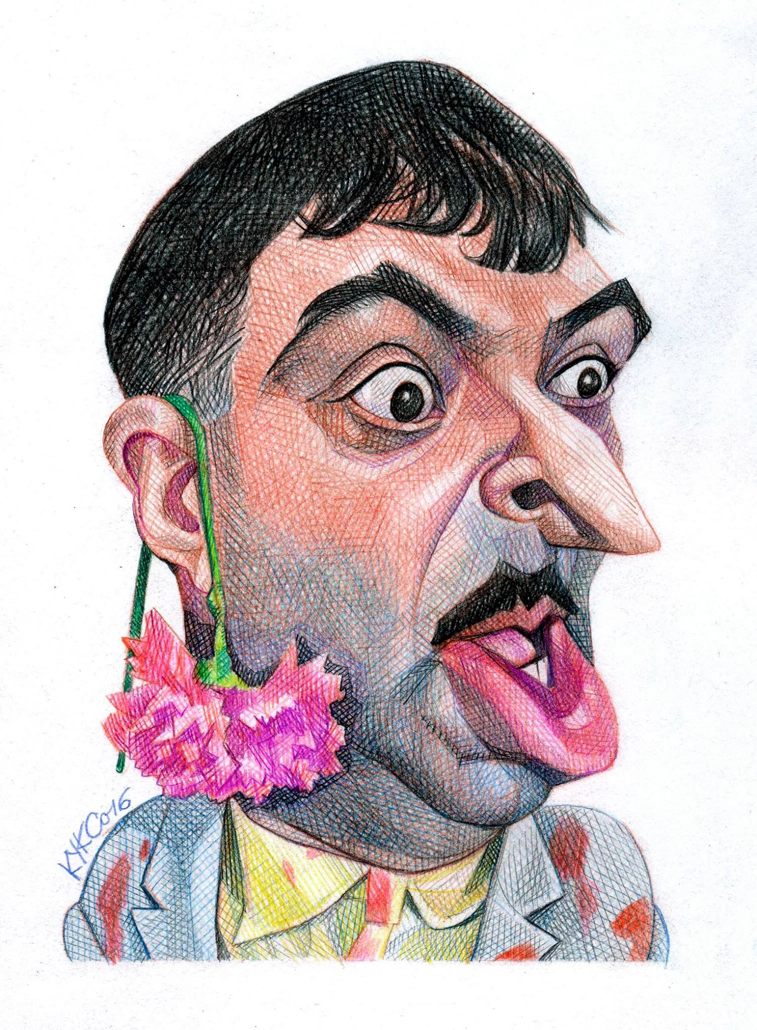 Картинки смешного нарисованного человека