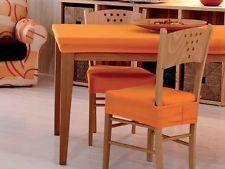 Copri Sedie ~ Copri sedia copri seggiola e copritavolo genius biancaluna in