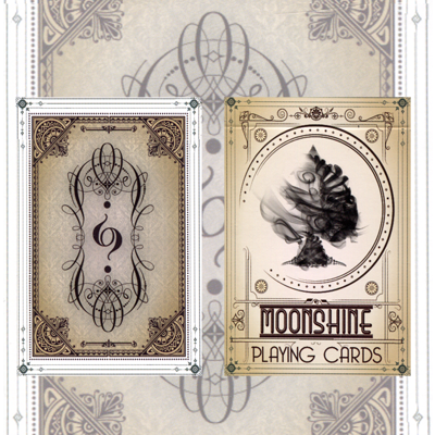 Bicycle Moonshine Deck by USPCC and Enigma Ltd.