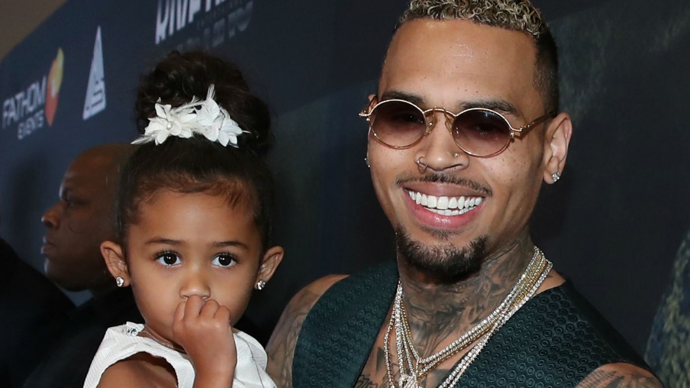 Fans outraged after Chris Brown gifted threeyearold