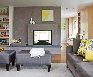 Gray Living Room Decorating Better Homes And Gardens BHG