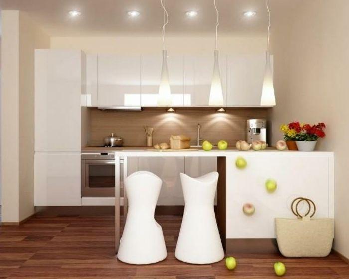 Die Magnolia Farbe in 100 Bildern! | Pinterest | Schöne küchen ...