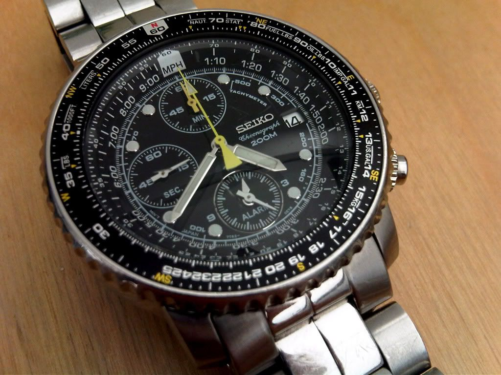 Seiko SNA411 Watch Review | Chronograph and Seiko watches