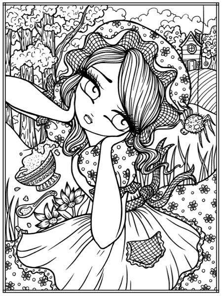 Hottest New Coloring Books: February 2018 | Color Queen | Pinterest ...