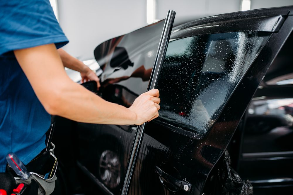 The Technologies Behind Window Tinting The Things You Should Know Tinted Windows Window Tint Film Window Tinting Services