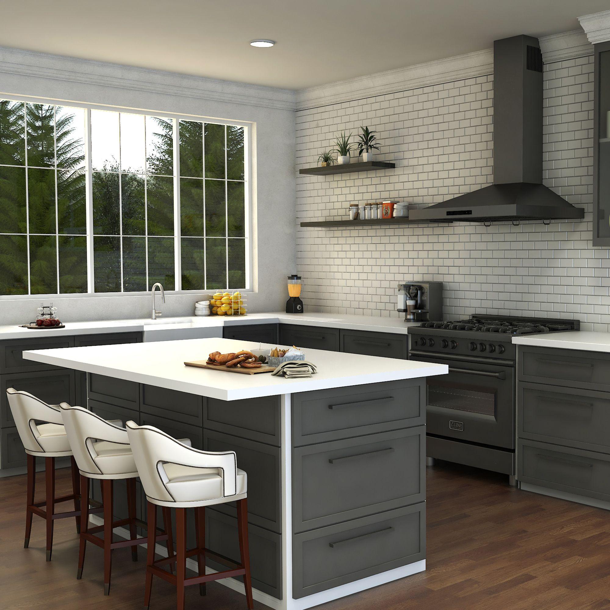Zline Gemini Kitchen Faucet In Brushed Nickel Gem Kf Bn Kitchen Remodel Kitchen Design Kitchen Faucet Design