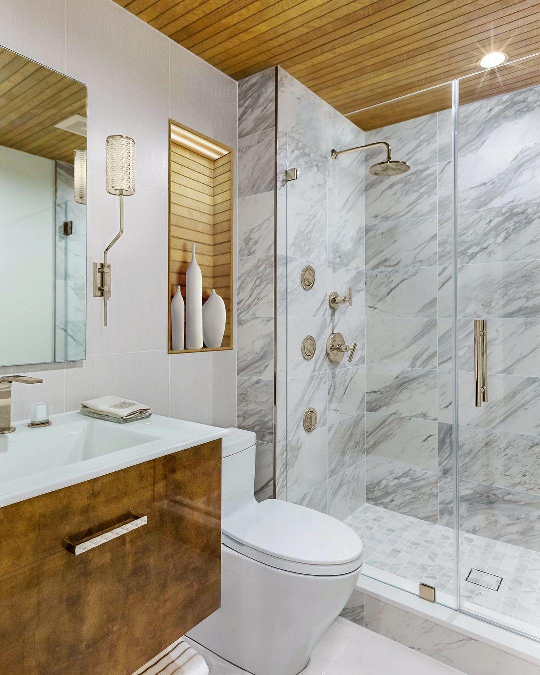 80 Best Small Bathroom Design Ideas For Inspiration Your Solution Bathroom Smallbath Rustic Bathroom Vanities Bathroom Design Small Bathroom Interior Design