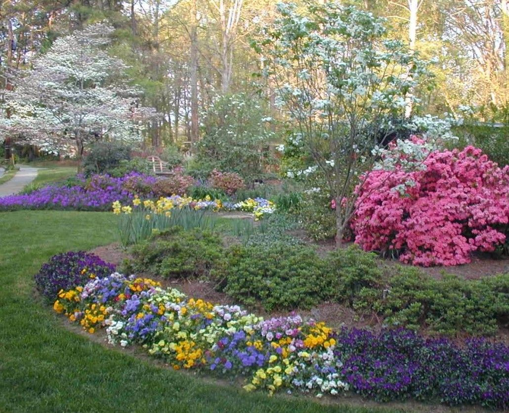 Spring Landscaping Tips montgomery alabama spring landscape tips - all seasons landscaping