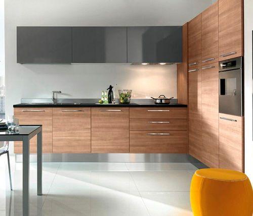 Cocinas con muebles laminados muebles laminados laminas for Muebles laminados