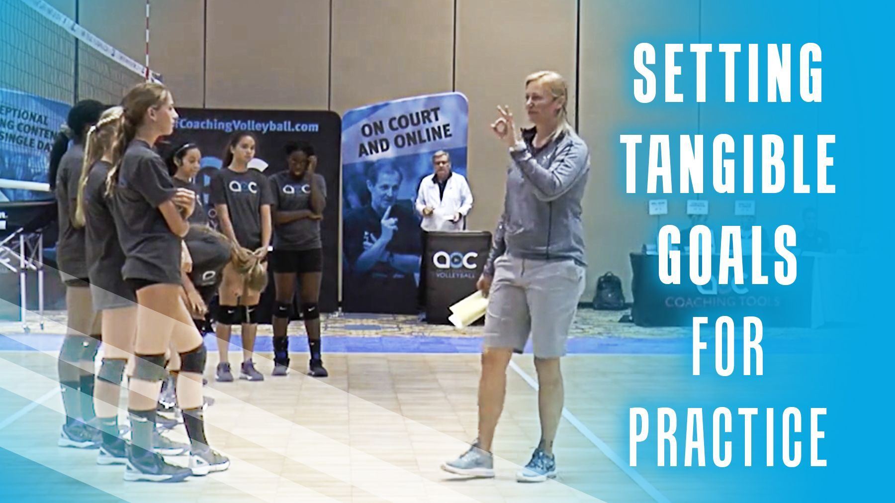 Setting Tangible Goals For Practice The Art Of Coaching Volleyball Coaching Volleyball Goals Practice
