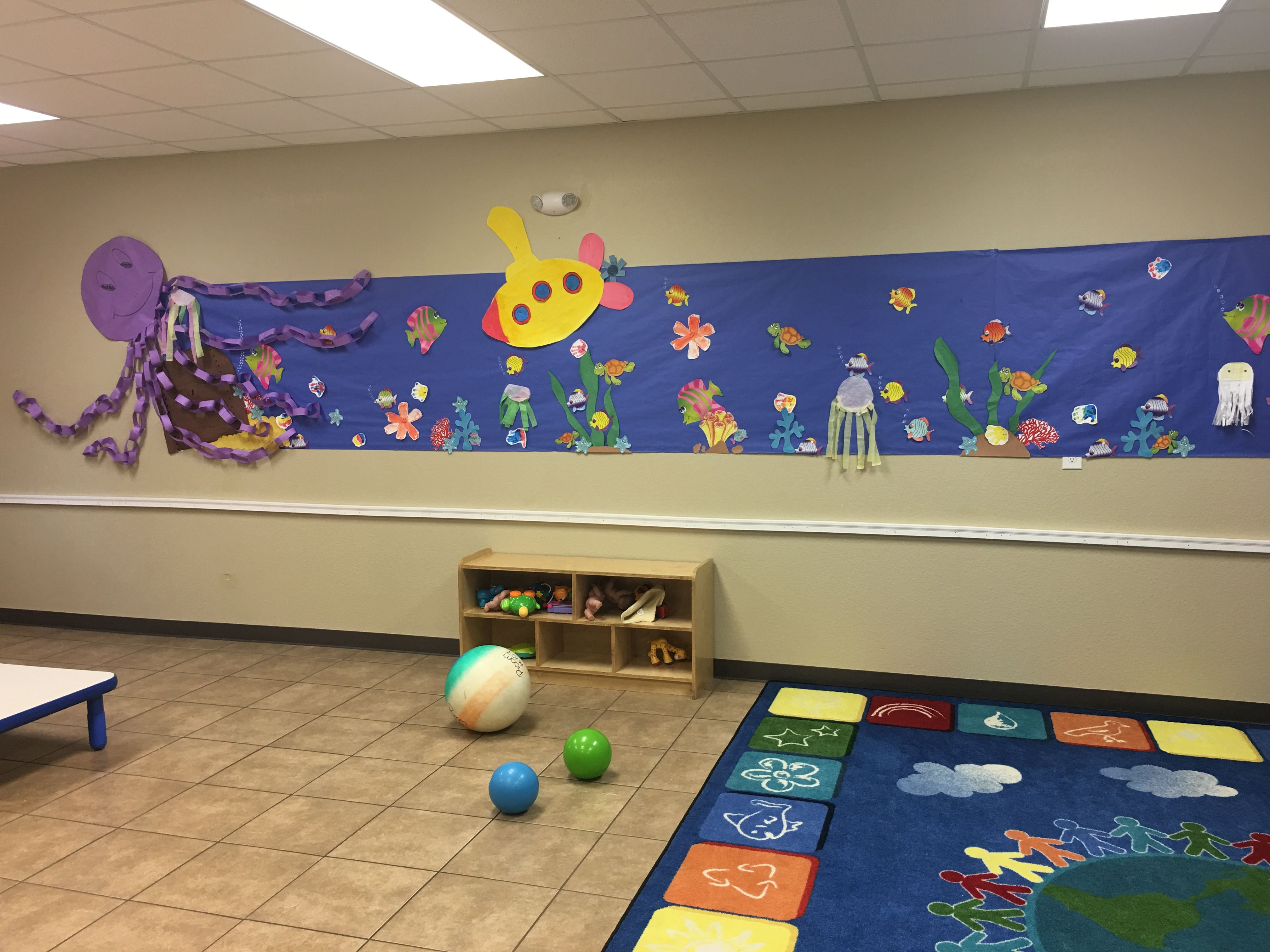 Under The Sea Theme For Toddler Class