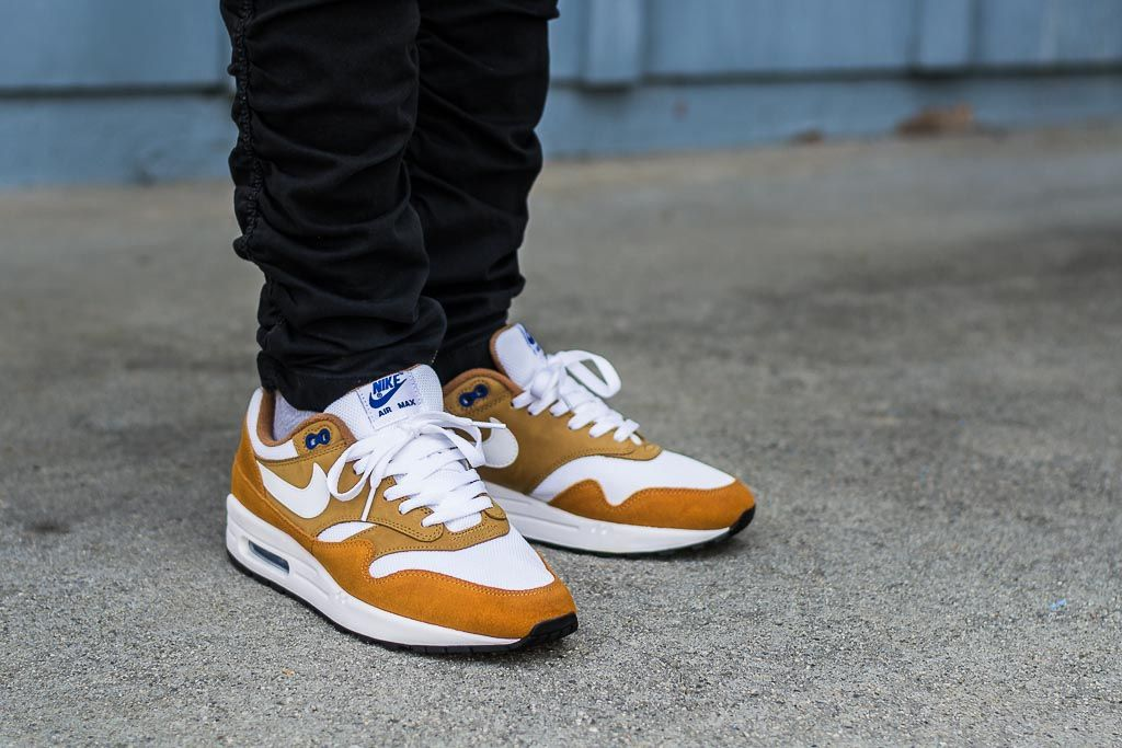 Nike Air Max 1 Curry On Feet Sneaker Review | Sneakers
