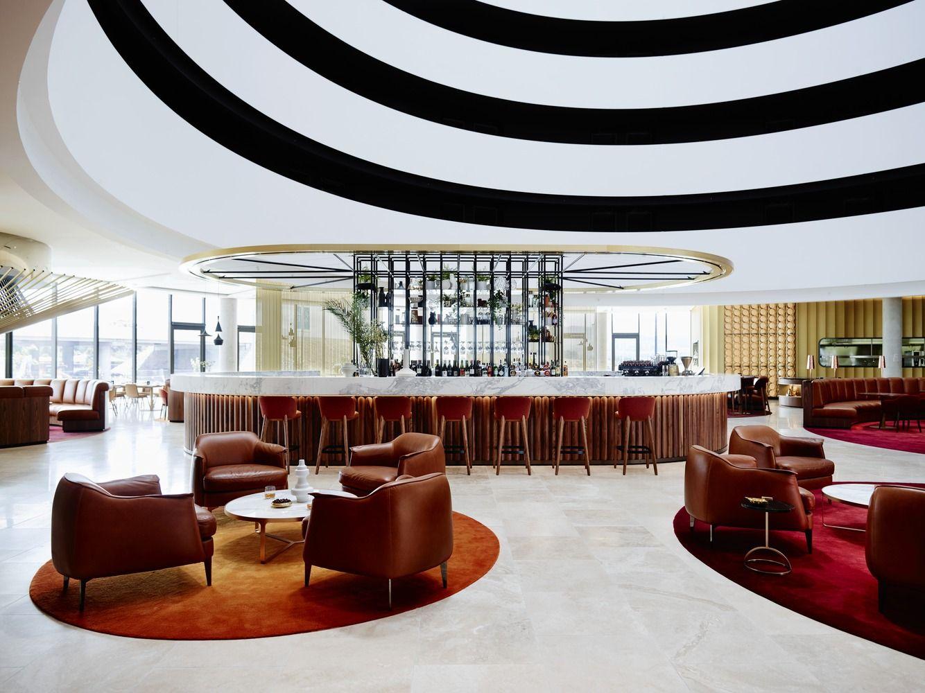 Gallery of Canberra Hotel \/ Bates Smart - 20  Vibe hotel, Australian interior design, Interior