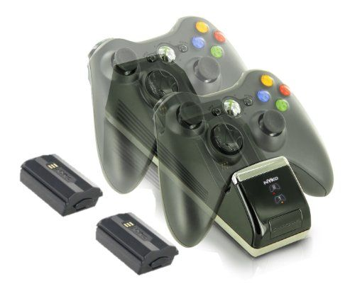Nyko Charge Base 360 S for Xbox 360 - http://www.amazoncraze.com/electronics/nyko-charge-base-360-s-for-xbox-360/