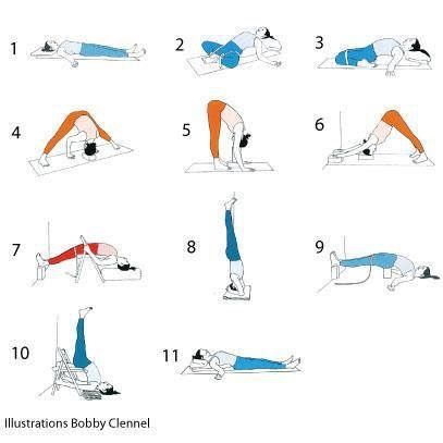restorative sequence  iyengar yoga just as children need
