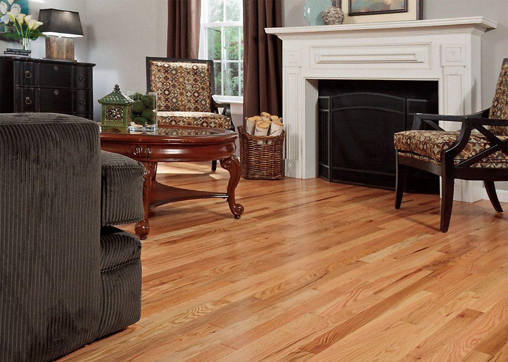 3 4 X 2 1 4 Natural Red Oak Fullscreen Red Oak Hardwood Floors Red Oak Floors Red Oak Hardwood
