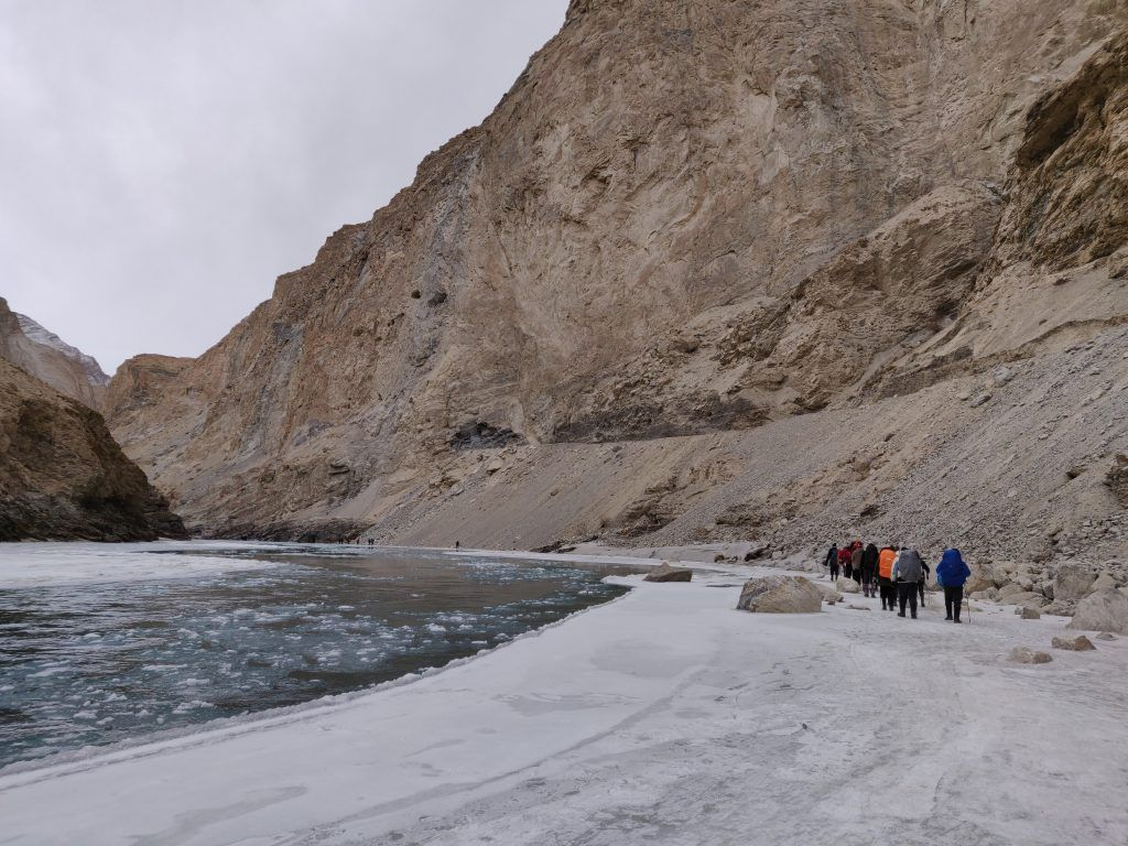 Treks and Trails India Chadar Trek (Frozen River Trek in