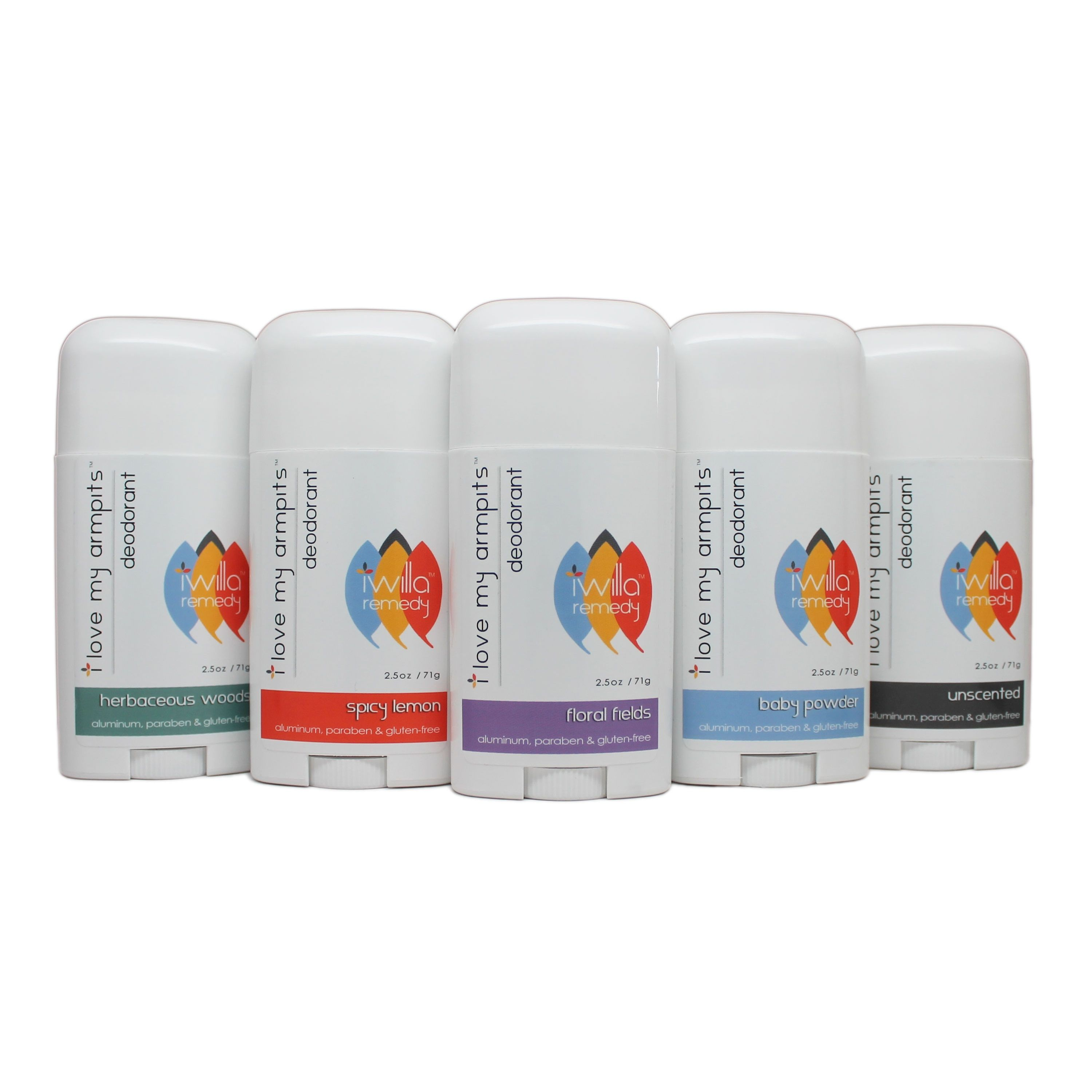 I Love My Armpits Natural Deodorant Baby Powder See List Of Ingredients Natural Deodorant Natural Household Products Baby Powder