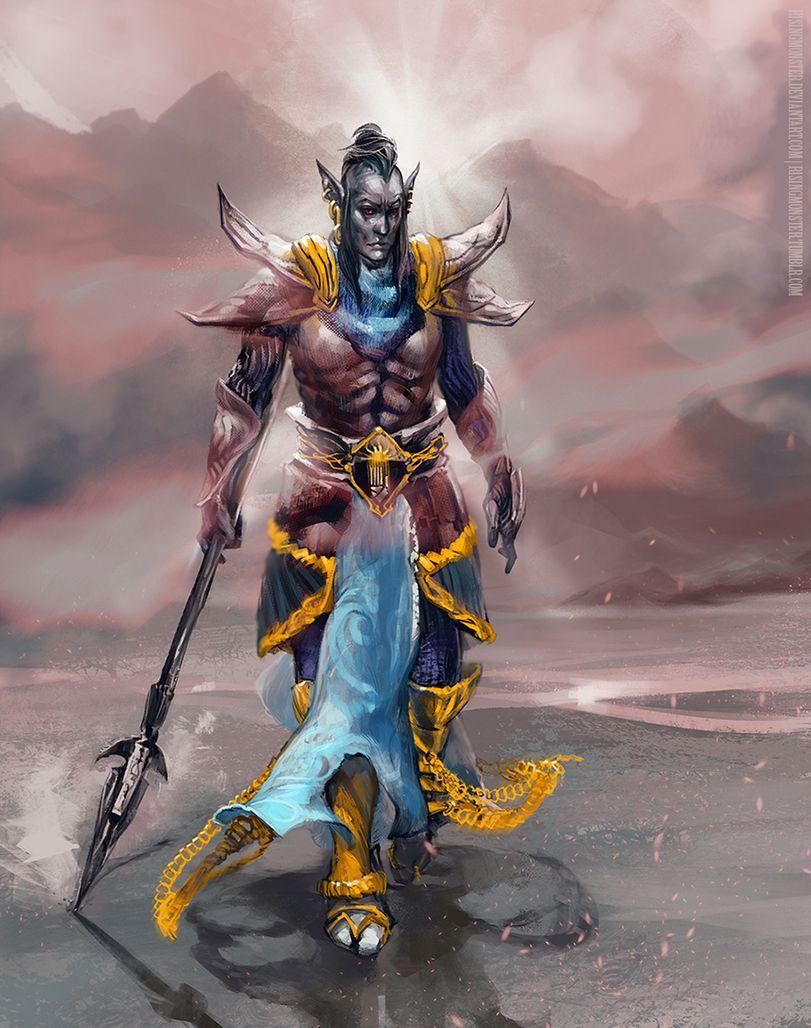The Elder Scrolls,фэндомы,RisingMonster,Morrowind,Нереварин