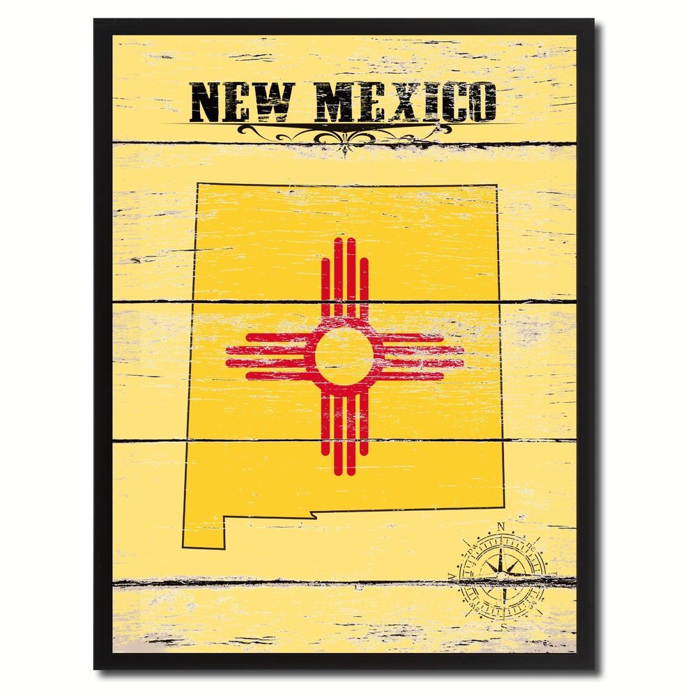 New Mexico Home Office Hallways Mancave Bar Gameroom Shabby Chic Art ...