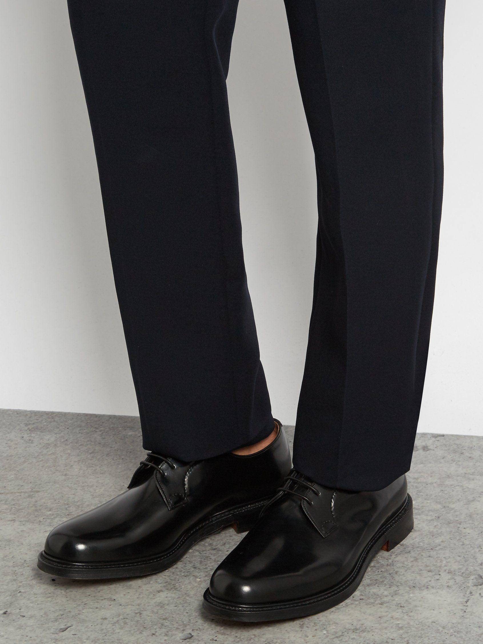 c7cd8c6c50281 Shannon leather derby shoes | Church's | MATCHESFASHION.COM UK ...