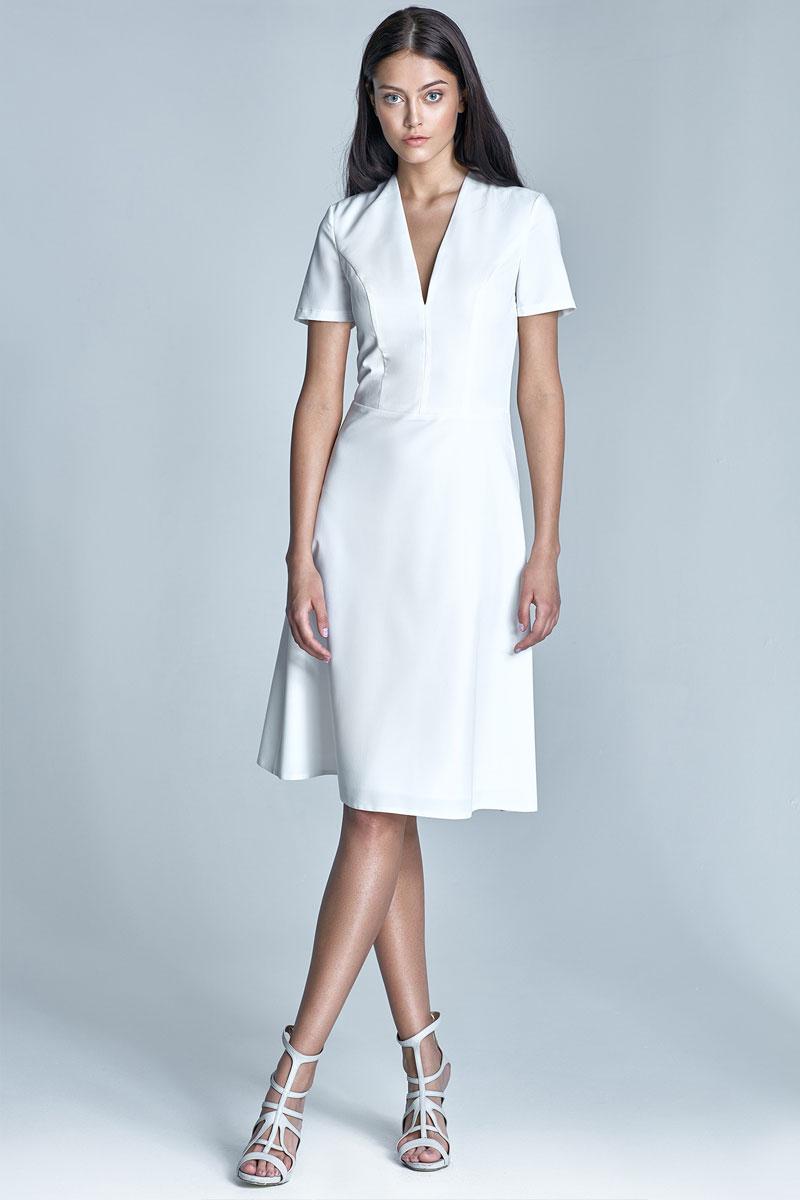 57e4a4b34eaf0 Quelles chaussures porter avec une robe blanche