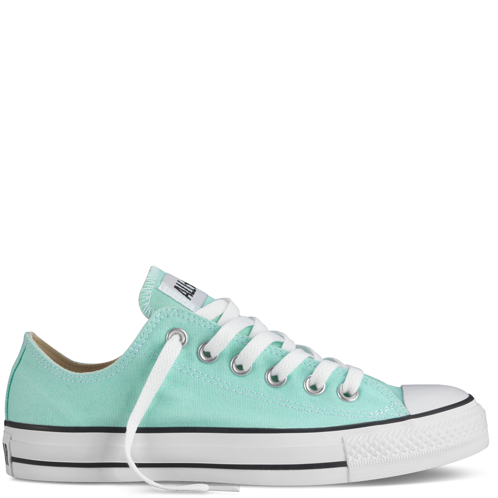 dddec754303 CONVERSE.com: Chuck Taylor All Star Fresh Colors Beach Glass Size Mens 8.5  or Womens 10.5