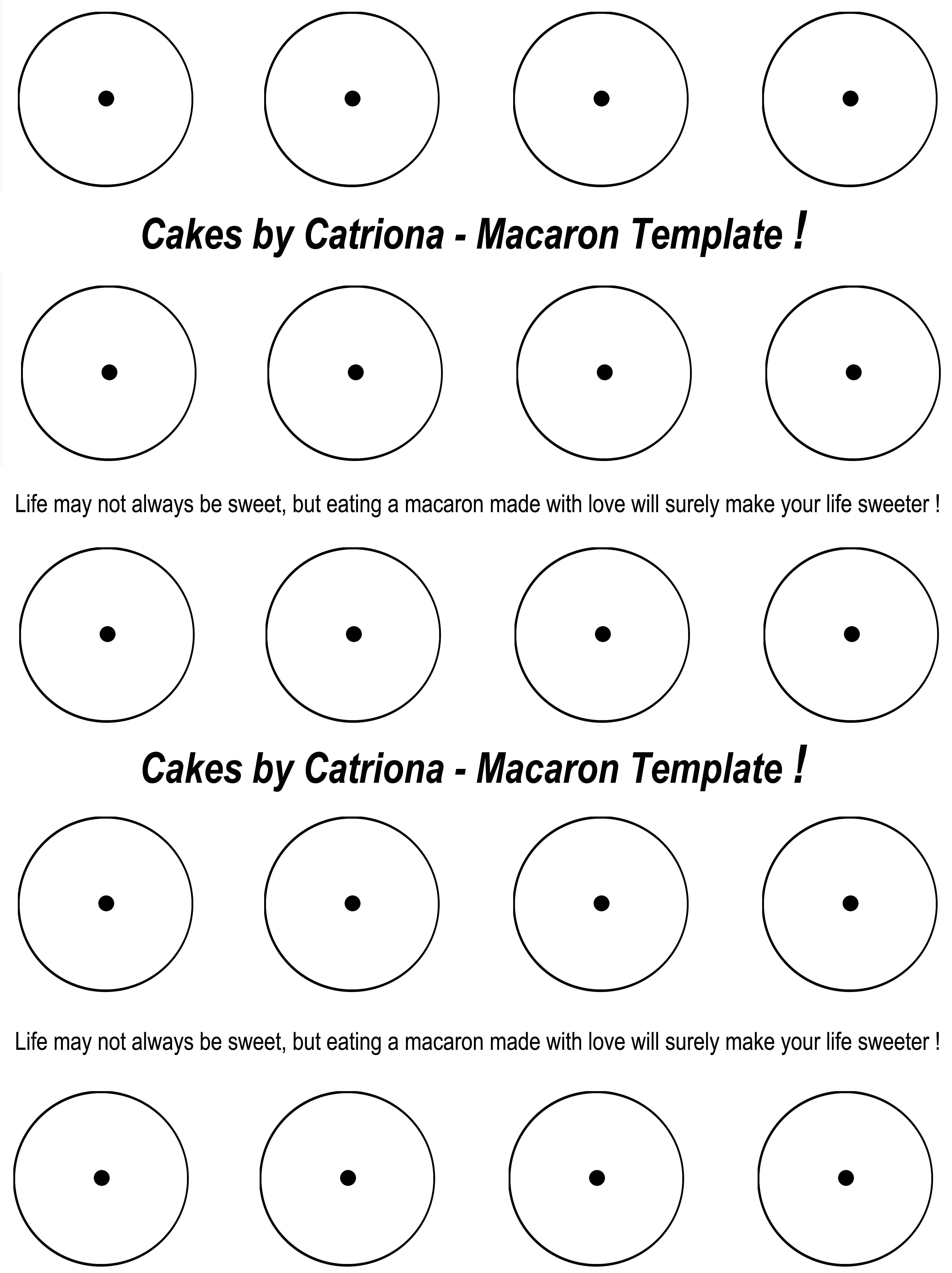 right click then 39 save as 39 and print macarons pinterest french macaroons cake. Black Bedroom Furniture Sets. Home Design Ideas
