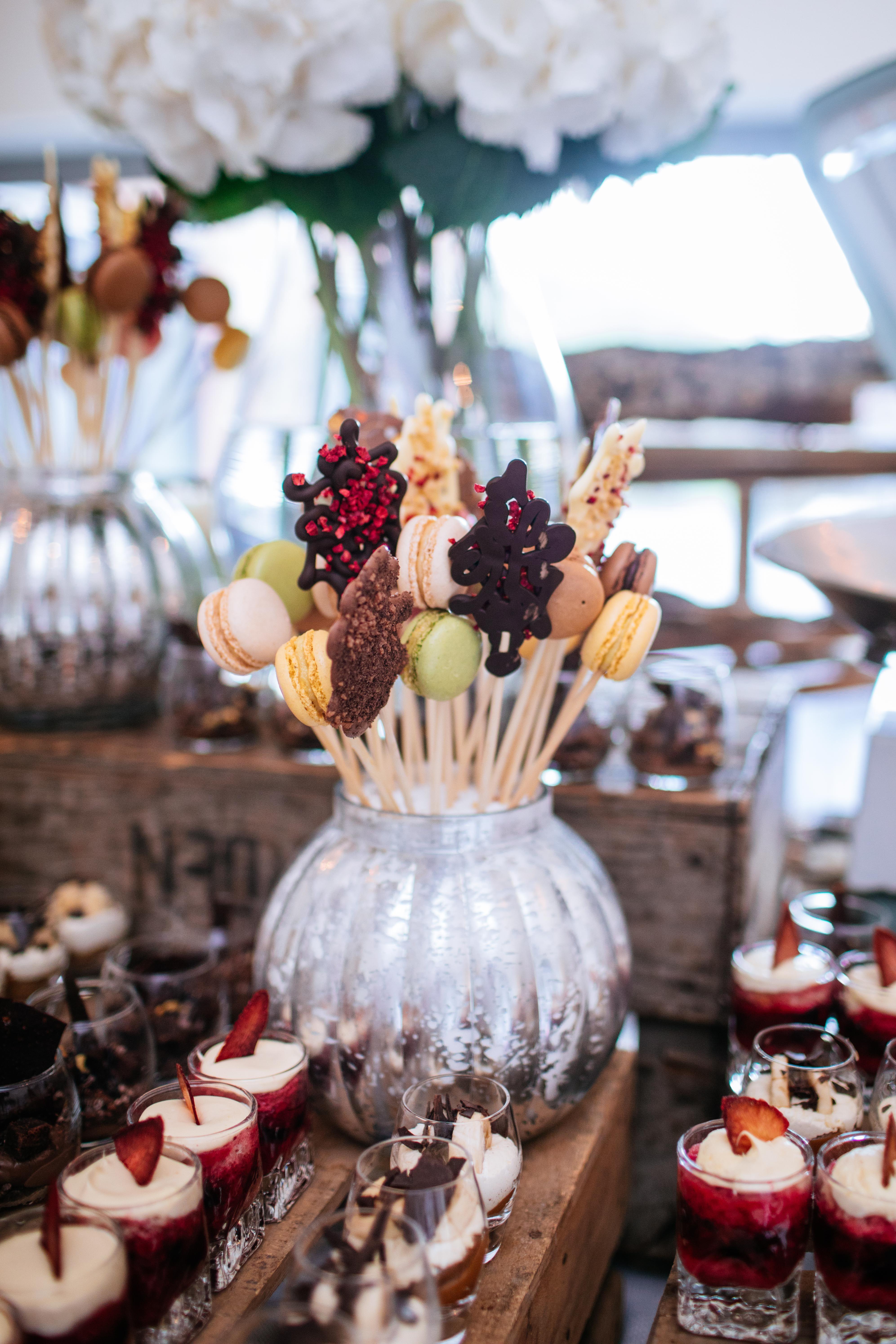Millbridge Court, Exclusive Use Wedding Barn Venue, Surrey -   16 rustic desserts Plating ideas
